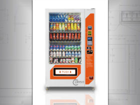 Basic drink vending machine