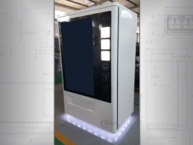 LED Touchscreen Vending Machine