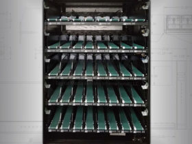 Conveyor Belt Vending Machine