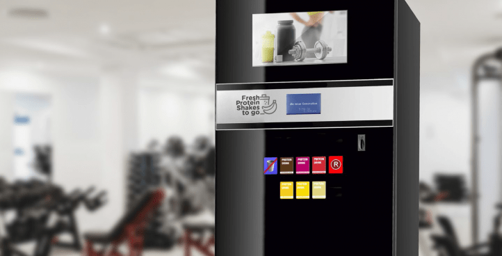 Protein Powder Vending Machine