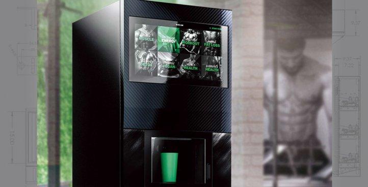 Protein Powder Vending Machine